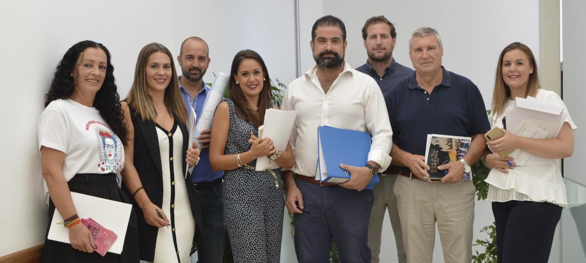 Balance del Equipo de Gobierno del Ayuntamiento de Cartaya en su primer año de legislatura.