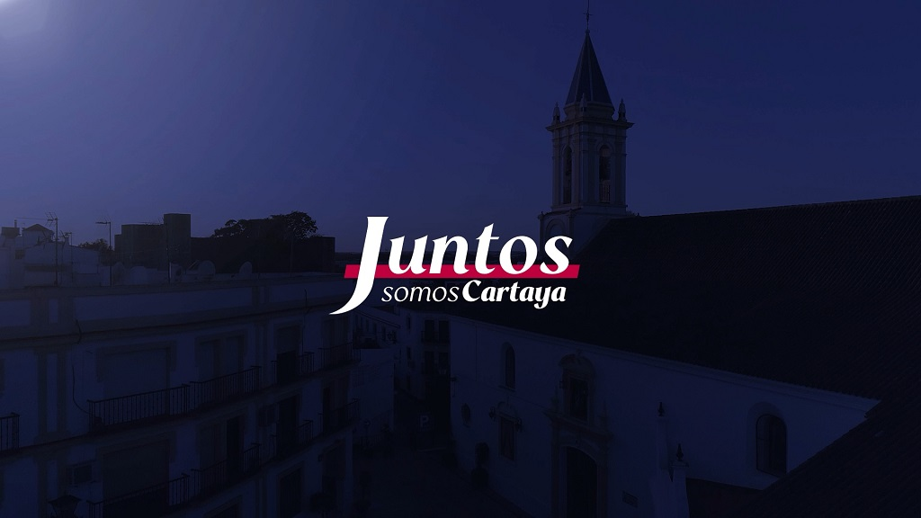 El Ayuntamiento de Cartaya apela a la responsabilidad de todos con un video en el que lanza a los cartayeros y cartayeras un mensaje de optimismo de cara al futuro.
